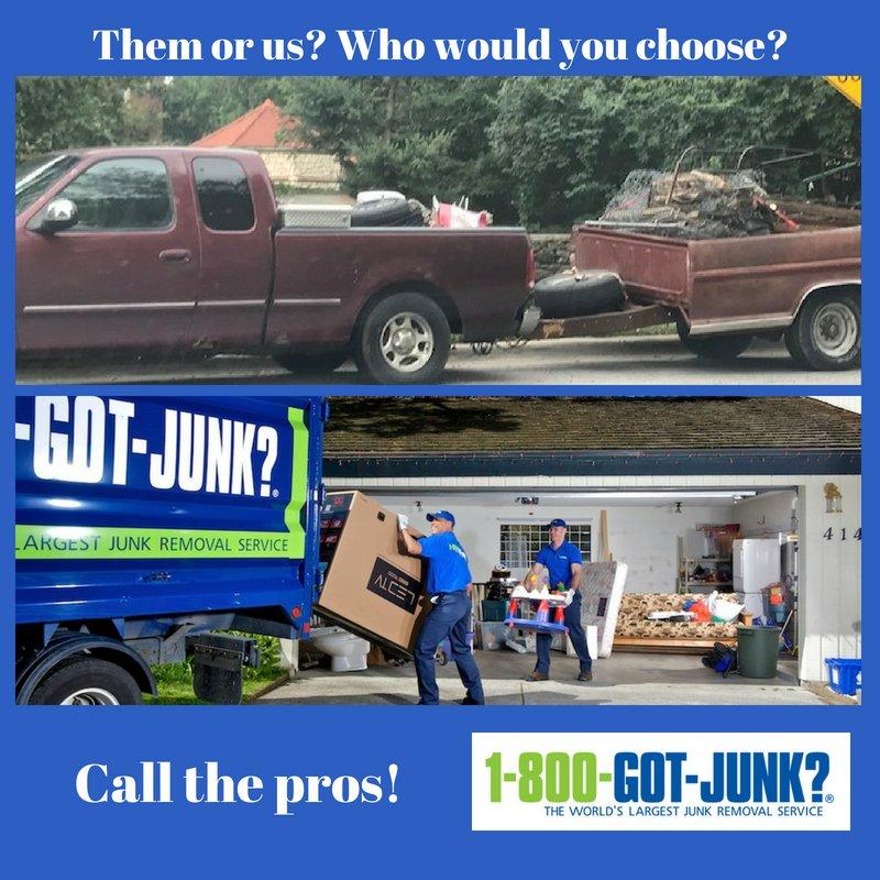 1-800-Got-Junk Fort Worth (@800GotJunkFW) | Twitter