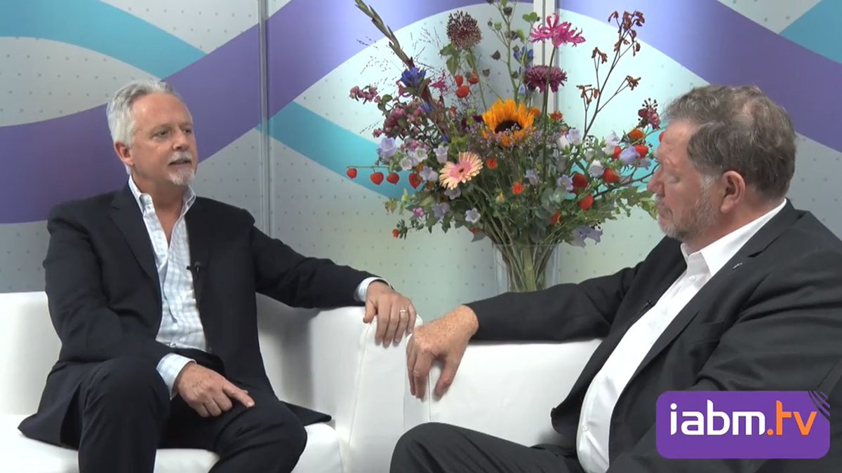 At @IBCShow 2018, @TheIABM CEO Peter White and @Avid CEO @JeffJRosica discussed the current state of the media, entertainment and technology industry where leadership, vision and great partnerships matter more than ever.  WATCH THE VIDEO   https:// bcove.video/2MTg2Ik      #Avid #IBC2018 <br>http://pic.twitter.com/HLrDklBebc