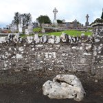 Image for the Tweet beginning: The holy stone of Grallagh!