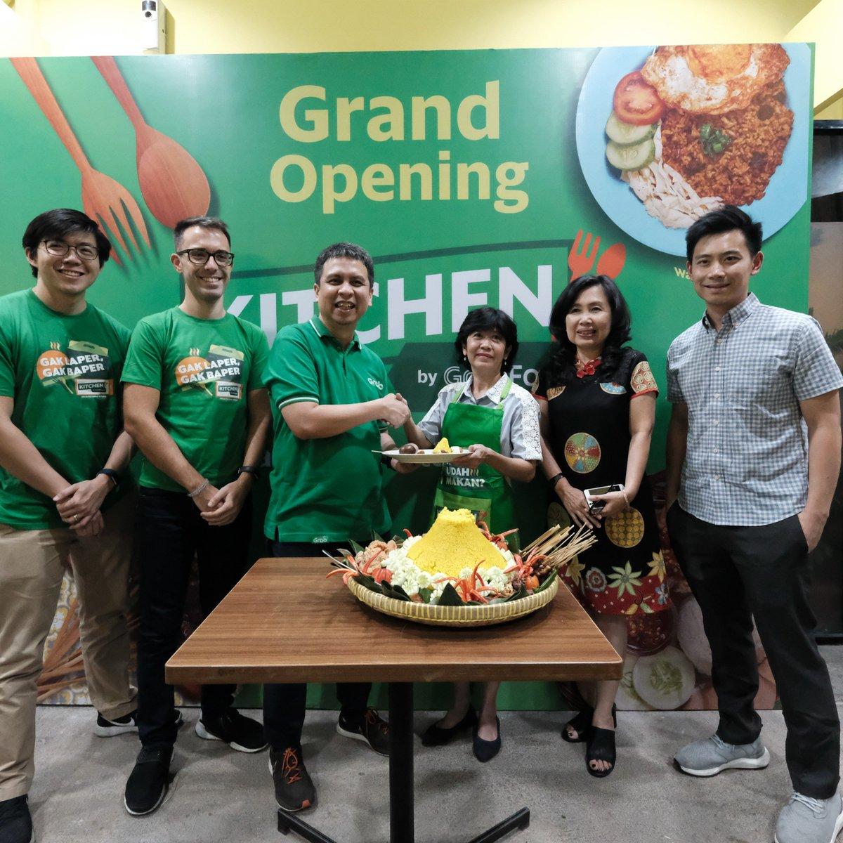 Grab punya kabar baik untukmu kamis 20 september 2018 kemarin grab resmi meluncurkan kitchen by grabfood https t co 2dhojwa5zg