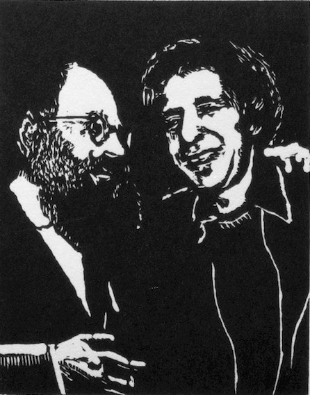 - Happy Birthday Leonard Cohen on the Allen Ginsberg Project - allenginsberg.org2018\09/f-s-21/