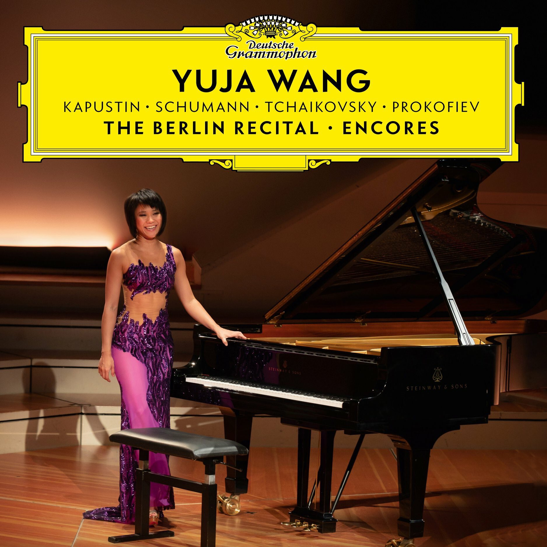 Reloaded twaddle – RT @RosemarieUmetsu: Congrats pianist Yuja Wang on her new recording wearing #at...