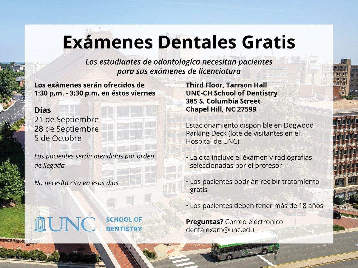Media Tweets by UNC-CH Adams School Of Dentistry