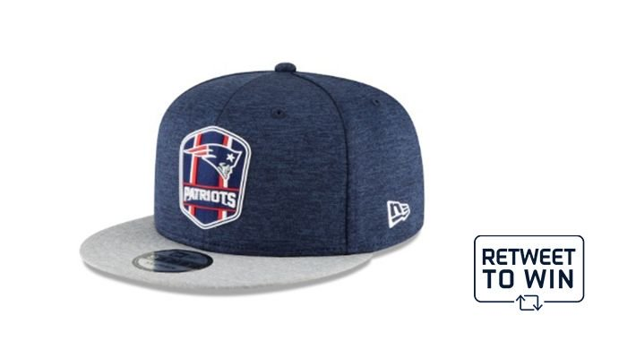 Happy #PatsHatFriday!   RT to enter to win a #Patriots sideline @NewEraCap. Rules: http://bit.ly/2DekvpK