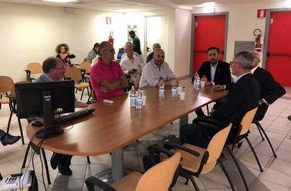 """#Sanità - Boron (ZP): """"La Quinta commissione del Consiglio regionale del Veneto in visita istituzionale presso l\"""