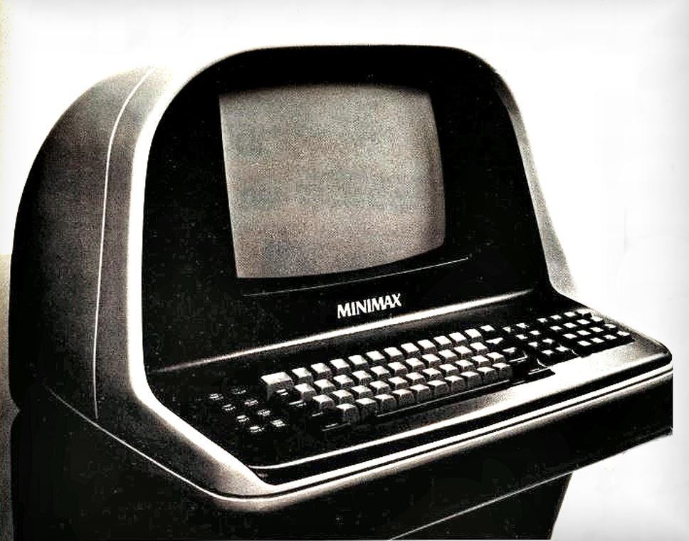 #Geek 🤓 Awesome of the Day: The Minimax, 2.4 MB #Computer 🖥️ #Machine by Compu/Think (1979) via @doctorow #SamaGeek #SamaVintage