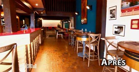 La transformation du restaurant de Christian !  #CauchemarEnCuisine http://bit.ly/2NuysEz  - FestivalFocus