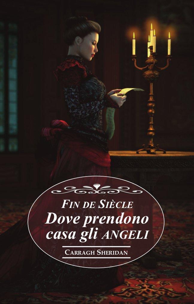 #21settenbre con gli #historicalromance della #saga #FindeSiècle di @CarraghSheridan #Lovestory al tempo della #regina #Vittoria: #AmoreProibito, #PassioneProibita, #Doveprendonocasagliangeli, disponibili in #paperback #ebook #gratis con #KindleUnlimited -  https:// www.amazon.it/Carragh-Sheridan/e/B01MQG6L1T  - Ukustom
