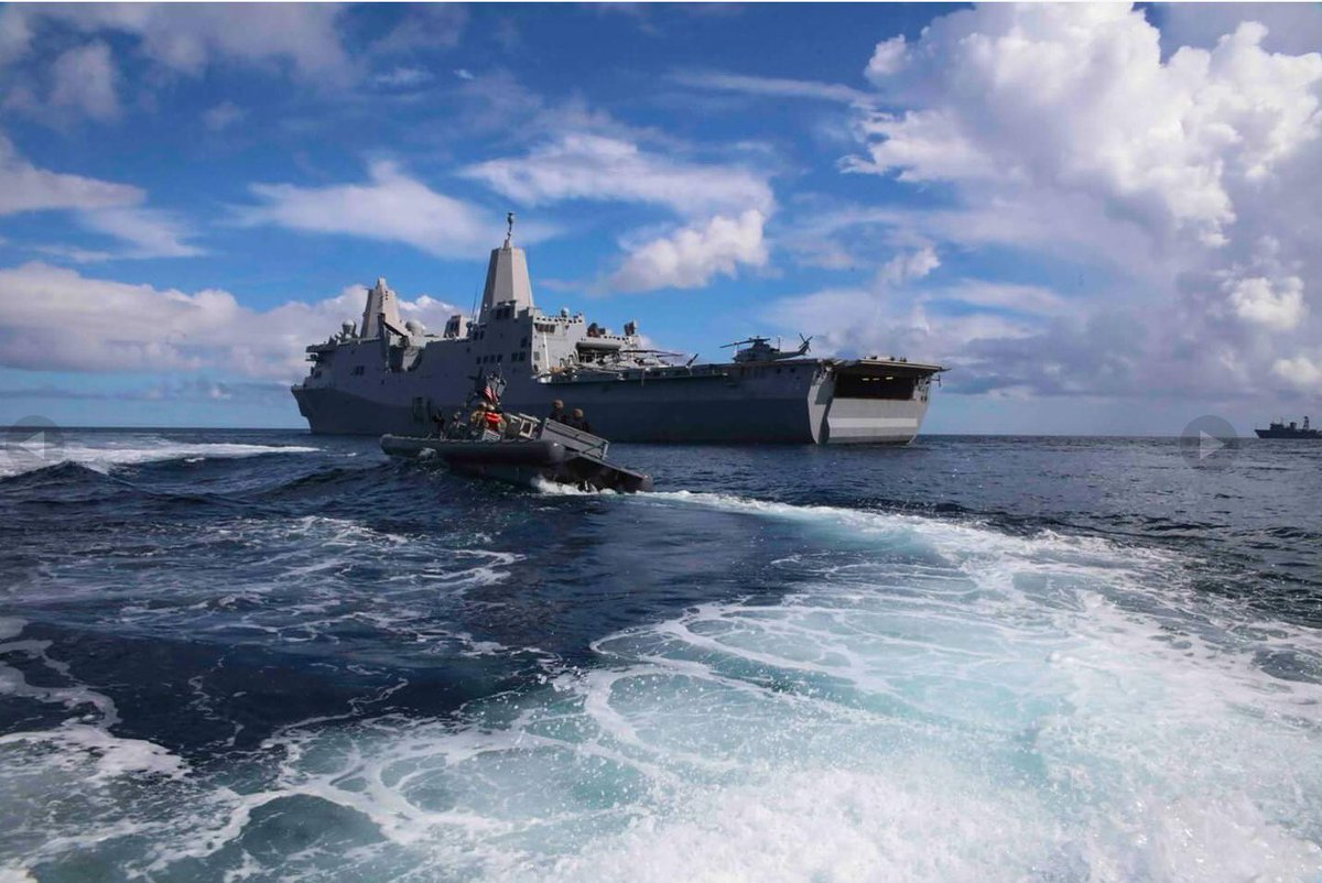 A warm Oakie welcome goes out to our newest partner, the Navy amphibian transport ship, USS Arlington. The USS Arlington currently is on a humanitarian mission. <a target='_blank' href='http://twitter.com/OakridgeConnect'>@OakridgeConnect</a> <a target='_blank' href='http://search.twitter.com/search?q=APSGetInvolved'><a target='_blank' href='https://twitter.com/hashtag/APSGetInvolved?src=hash'>#APSGetInvolved</a></a> <a target='_blank' href='http://twitter.com/USSArlington'>@USSArlington</a> <a target='_blank' href='https://t.co/dlULjyaPmW'>https://t.co/dlULjyaPmW</a>