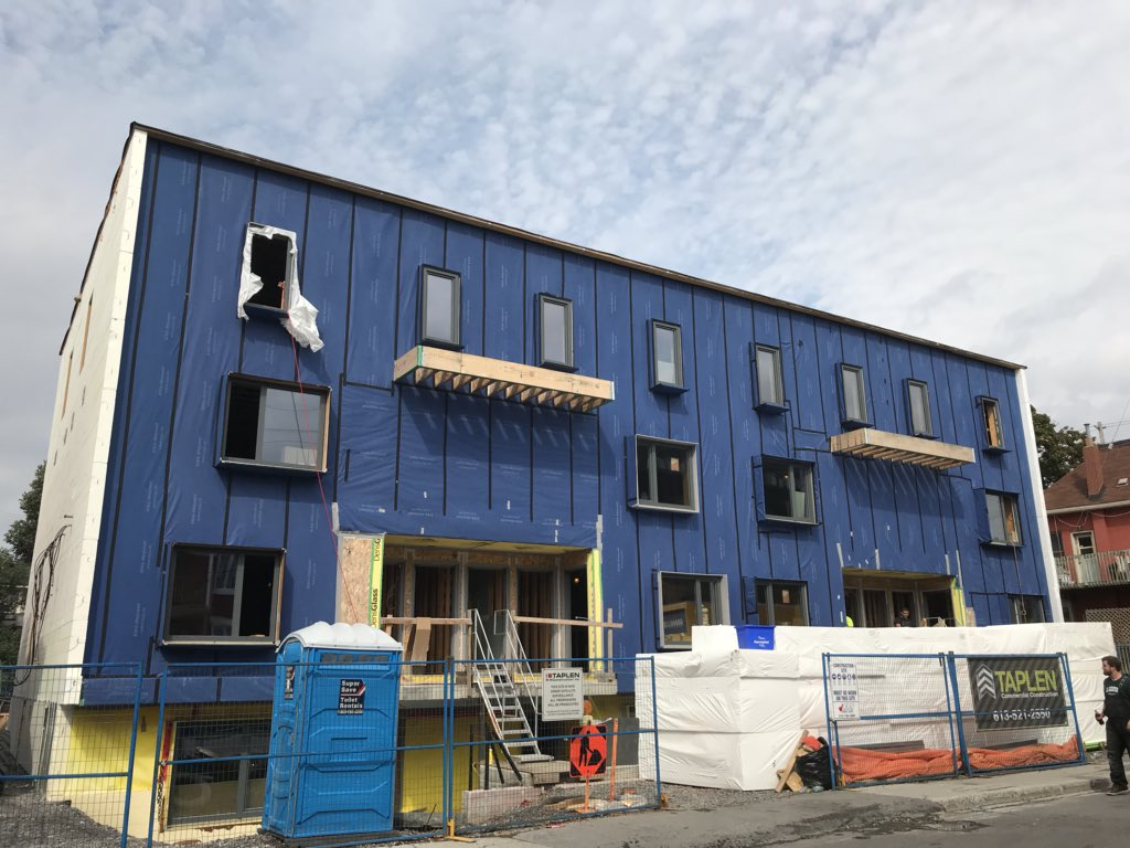 test Twitter Media - The @CCOCHousing project has 16 new units that will all be rented below market rate, with 25% of the units being fully #accessible. The building also has a passive heating system! https://t.co/iUxHONv20A