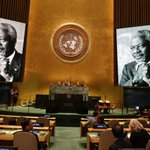 "Image for the Tweet beginning: ""Kofi Annan could be heard"