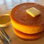 すんごく美味しそうで、ヨダレものふっくらホットケーキのご紹介!