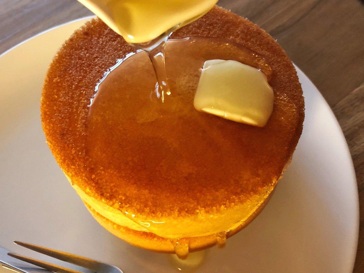すんごく美味しそうで、ヨダレものwwふっくらホットケーキのご紹介!!