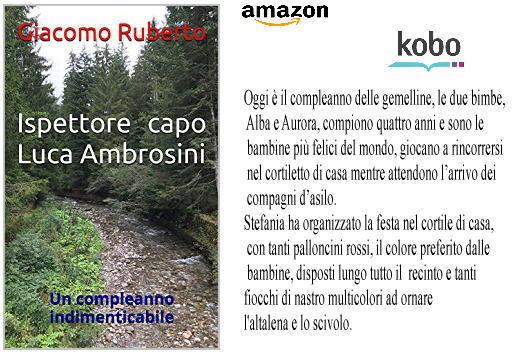Ispettore Capo Luca Ambrosini su #Amazon #eBook #Kindle e #kobo a solo 0,99 € --- Amazon link: https://amzn.to/2L1kEwt September 21, 2018 at 05:00PM  - Ukustom