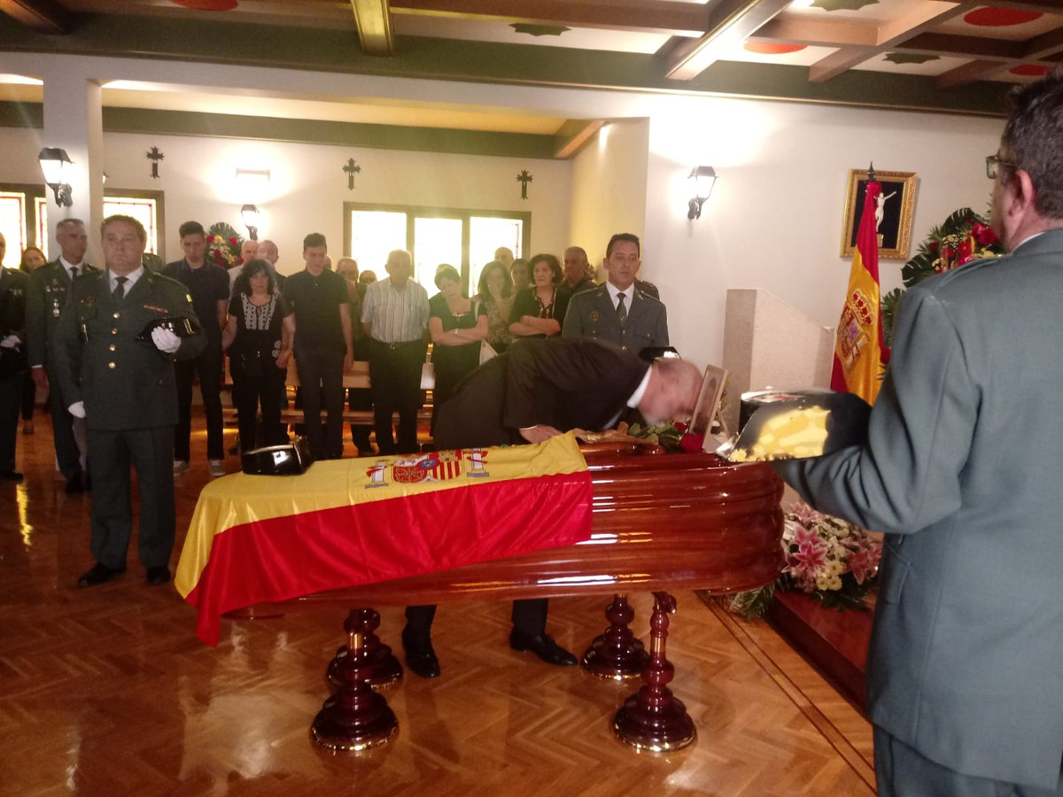 Guardia Civil 🇪🇸's photo on General Paz