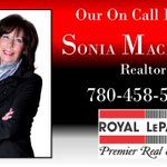 We always have an Agent on call for all your Real Estate needs! Call Sonia Mackenzie at 780-458-5595 and check out our website https://t.co/vLfiJ1Gt0u   #yegre #homesforsale #realtor