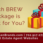 Which BREW (Ballen Real Estate Website) Package is Right for You? https://t.co/wSJy8G4fos