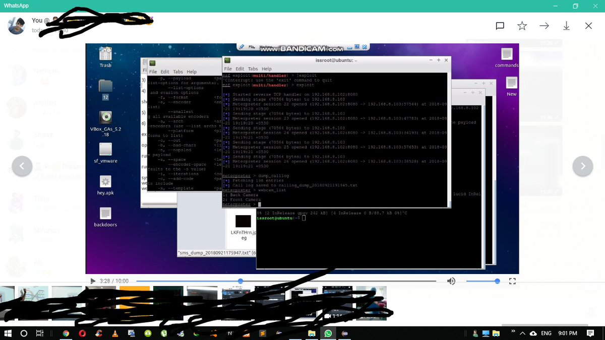 msfconsole hashtag on Twitter