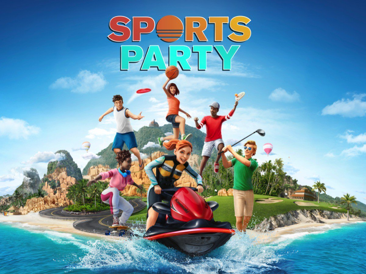 🏀 Vuelve Sports Party como la «nueva» propuesta multideportiva de Ubisoft para Nintendo Switch [+Video]