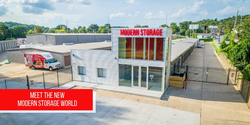 Beau Modern Storage World In Little Rock Has A Brand New Look! Read All About  The Upgrades And Renovations In Our New Blog Post: Http://bit.ly/2NuPzpN ...