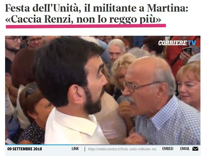 @Michele_Anzaldi Povero @Michele_Anzaldi, grazie ai tuoi Tweet stai dimostrando a MILIONI DI #Italiani che siete VOI DEL #PD i soli e veri #Bufalari...Le tue #FakeNews contribuiranno alla vostra ESTINZIONE perché nessun #Italiano si fida di un politico #Cazzaro!Grazie, grazie davvero!  - Ukustom