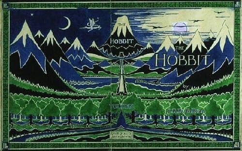 81 anni fa usciva nelle librerie inglesi un libro che avrebbe fatto tanta strada: auguri a #LoHobbit! #JRRTolkien #Tolkien #fantasy #hobbit  - Ukustom