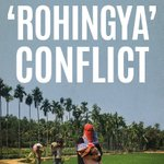"A new book from Hurst Publishers: Myanmar's 'Rohingya' Conflict. ""In the aftermath of the long-predicted crackdown on Myanmar's Rohingya Muslims, this book offers a nuanced and frank history of their claims to citizenship."" https://t.co/izBzGqQuvs  #Rohingya #Myanmar"