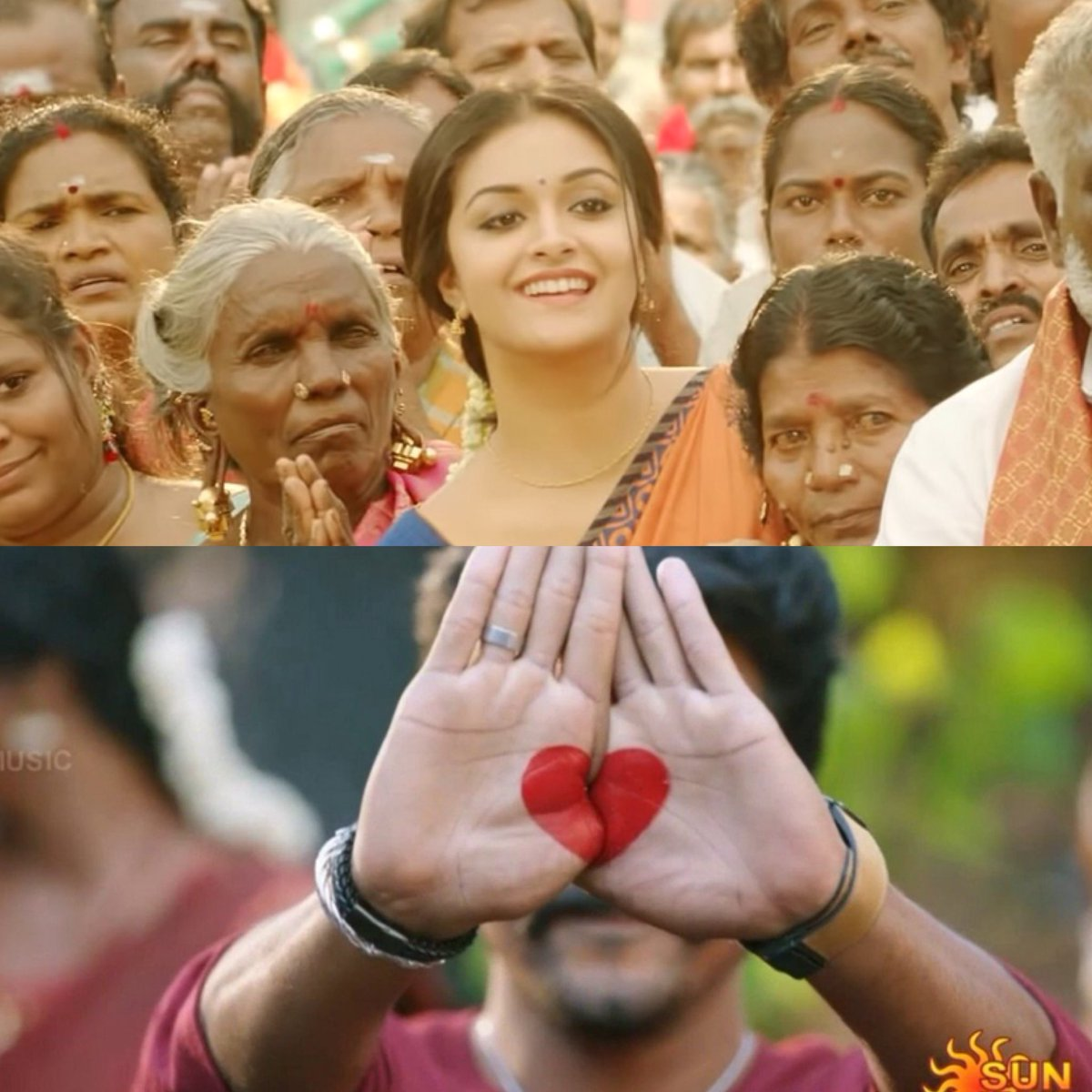 #Sandakozhi2 Latest News Trends Updates Images - KeerthyF1