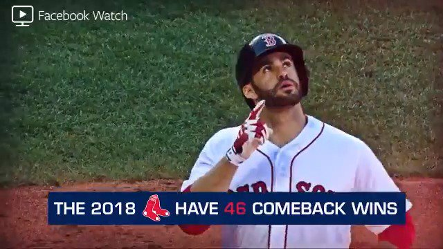 Never count out the @RedSox. https://t.co/p7kFw5F0L0