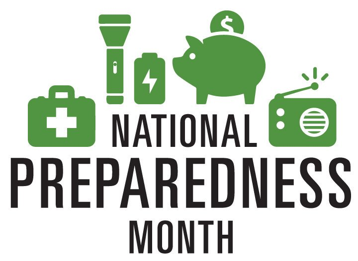 Its #natlprep month and @Readygov wants to help you #BeInformed. Visit go.niu.edu/pof8hp to learn more and be sure to download the Everbridge app to receive NIU campus emergency notifications.