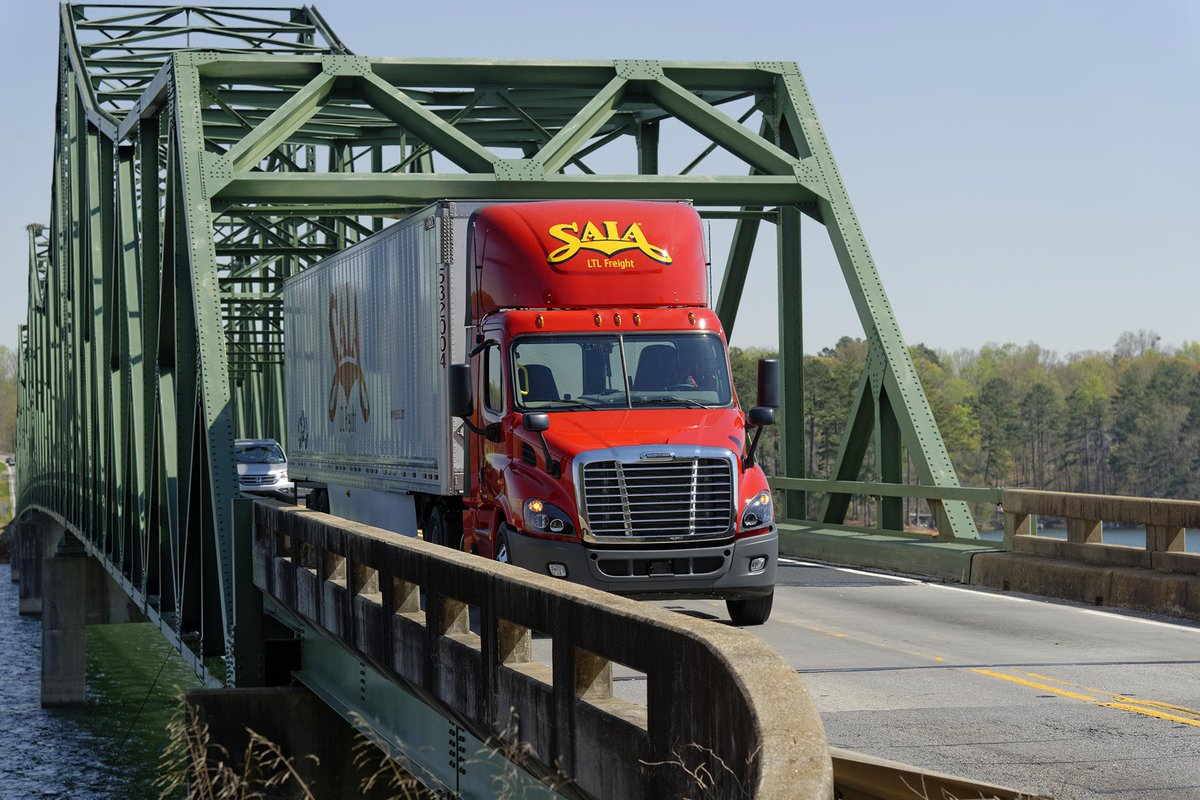 ... LTL shipping moved more than 49.3 million tons of freight on average daily? We love helping America run. Find out more about Saia: http://fal.cn/VlUR ...