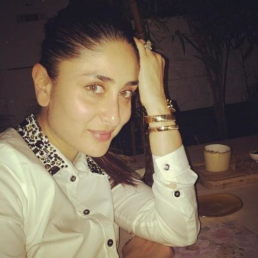 Happy Birthday to the most beautiful indian actress Kareena Kapoor Khan.