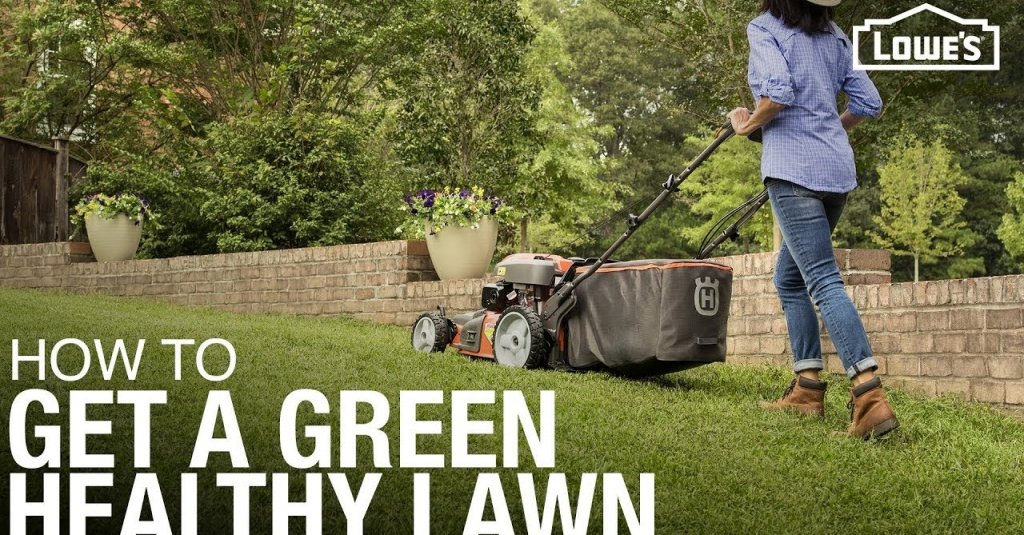 Say This In Your Best Rapper's Voice:  Lawn Care 101: How to Weed, Seed, Feed, Mow, & Water. #EXITRealtyLiving, #KimberAZ https://www.youtube.com/watch?v=D_s4fjbC6a4 …