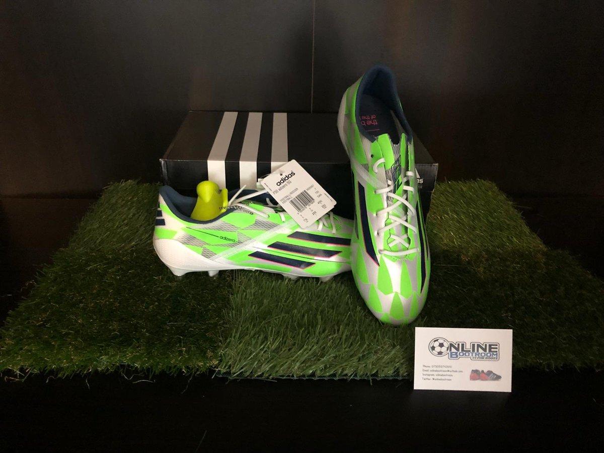 22e6fdabb98  adizero ·  f50  adidas  footballboots  rareboots  onlinebootroom   footyboots  footballbootspic.twitter.com 8TmMBcsSCL