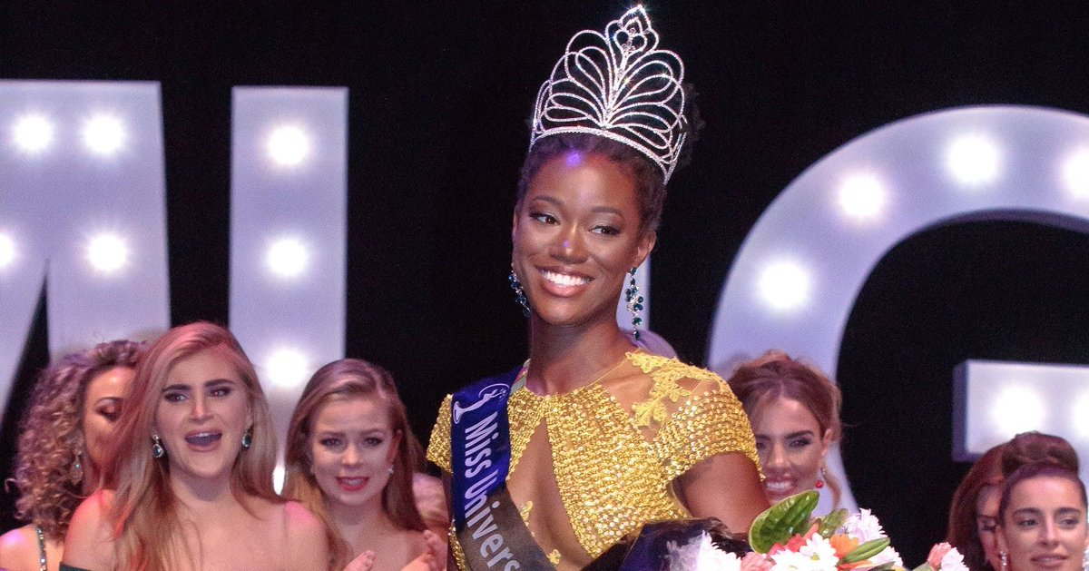 "Miss Universe GB: ""We need to celebrate all skin shades as beautiful"" https://t.co/uy4Sl137ES"