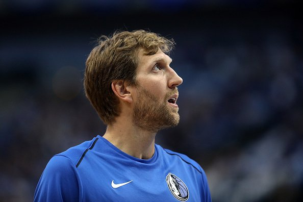 After starting for 20 straight seasons, Rick Carlisle says 40-year-old Dirk Nowitzki will 'likely' come off the bench for the Mavs