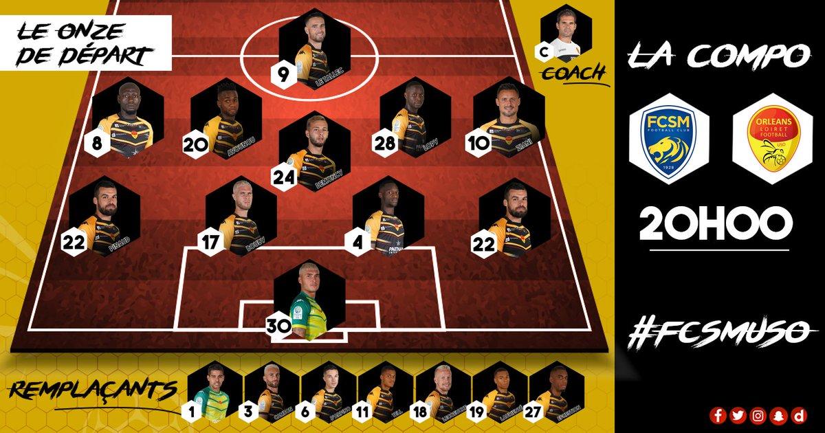 8ème journée   FC Sochaux Montbéliard  -  US Orléans  (0-1) DnouzD5XoAA6olK