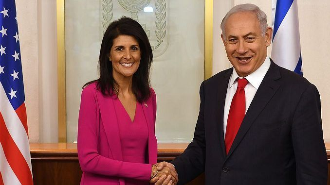 #Gaza senza cure mediche per il cancro mentre Haley accusa gli Arabi per gli errori di Washington https://buff.ly/2MQwA92  - Ukustom