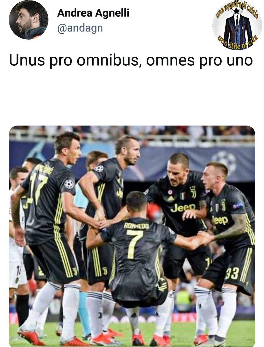 #21settembre ecco il #Tweet di #AndreaPresidenteAgnelli post #ValenciaJuventus #ValenciaJuve #VFCJuve #ChampionsLeague #UCL #FinoAllaFine #ForzaJuventus   - Ukustom