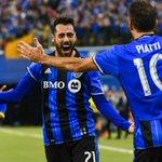 Image for the Tweet beginning: MLS Montreal Impact vs New
