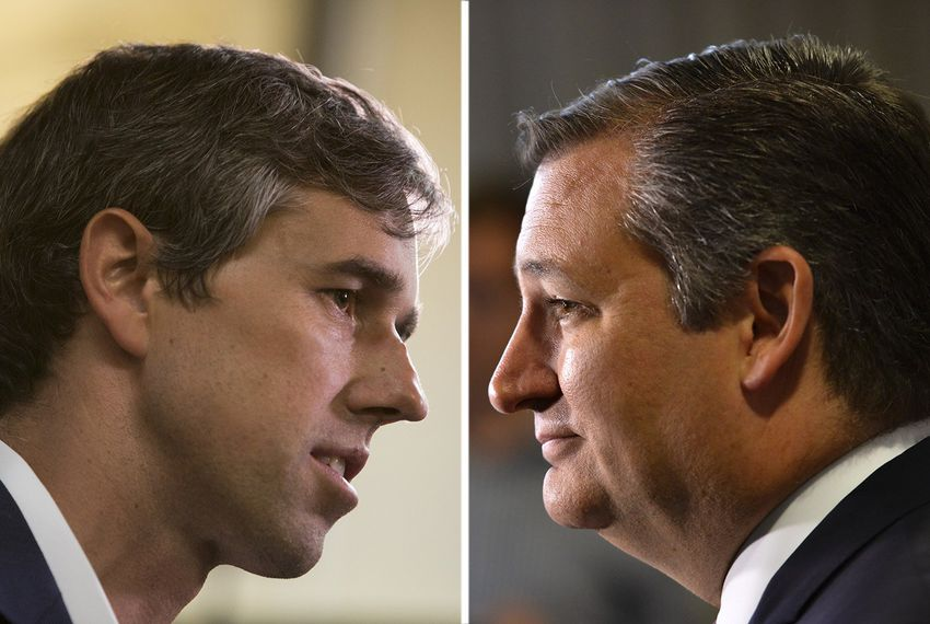 HAPPENING NOW: Beto O'Rourke, Ted Cruz go head-to-head in first of three debates. Watch it live here: https://t.co/rz0JpY0X57