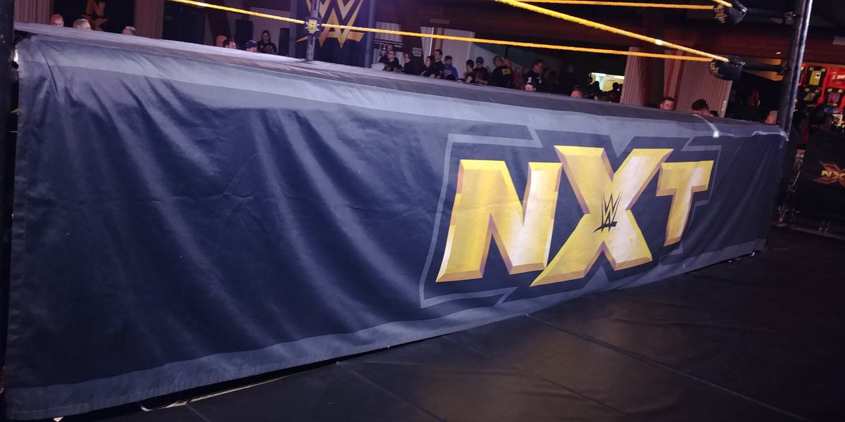 ** SPOILERS ** WWE NXT TV Tapings Results From San Jose