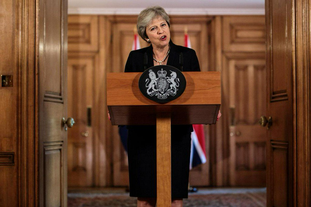 UK PM May facing ministerial resignations over Brexit plan: Telegraph https://t.co/w8735RRijs https://t.co/uYBf4BUzod