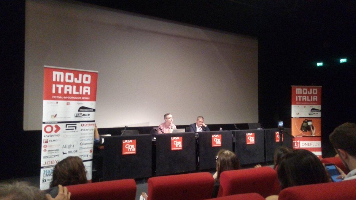 Essere giornalisti oggi: destreggiarsi tra #Fakenews e #postverità.Ne parliamo a #MOJOITAFEST @mojoitaly  - Ukustom