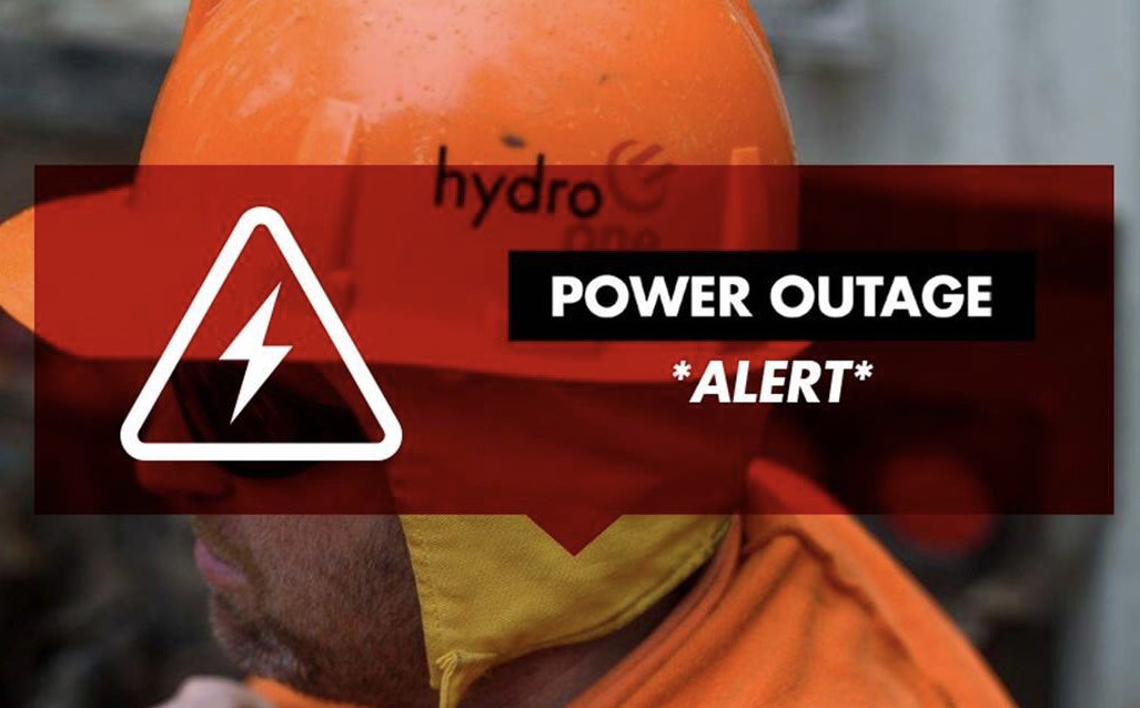 Hydro One On Twitter Crews Are Responding To Over 500 Outages