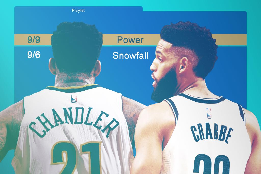 🗣NO SPOILERS  'Power' and 'Snowfall' dominate NBA locker-room talk and have players reaching out for guest appearances https://t.co/HByJoXElxM