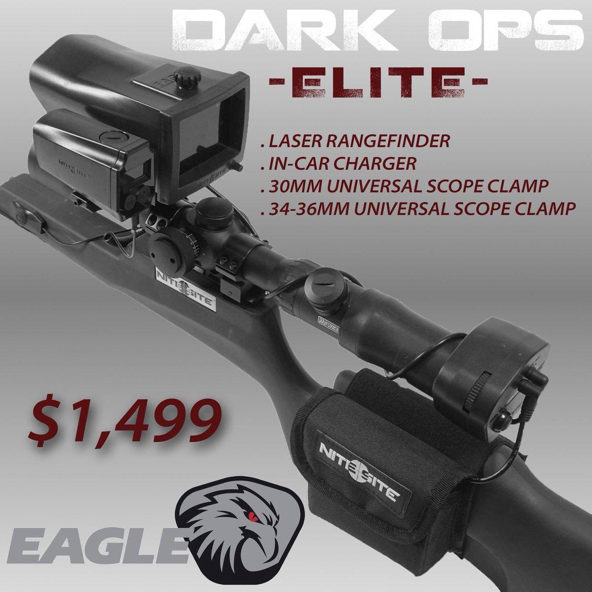 NiteSite 30mm Universal Scope Clamp by Nitesite