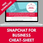 Ready to start Snapping? Download our cheat sheet with ideas and resources for making the most out of #Snapchat to grow your business. https://t.co/UqlbSPaexF #getsocialsmart