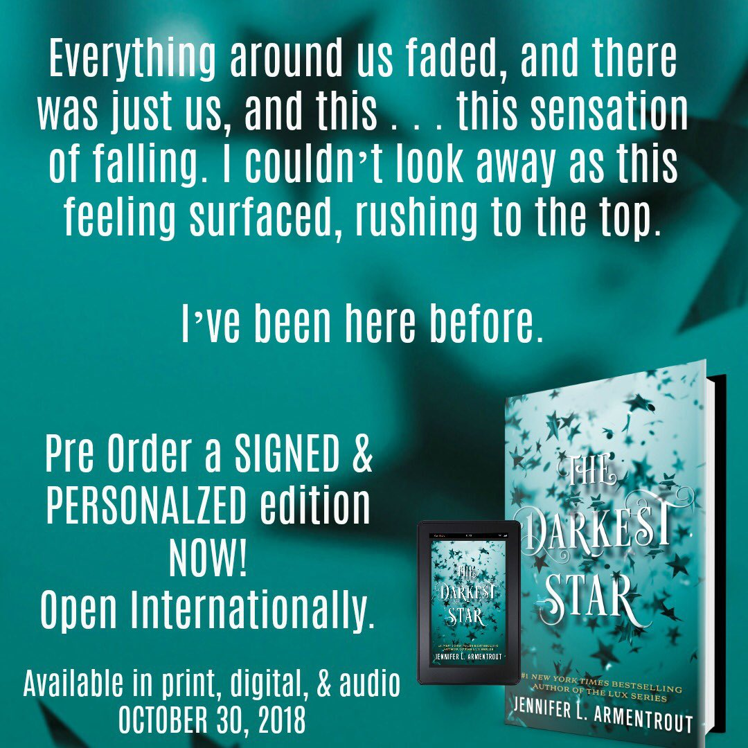 #thedarkeststar teaser time. Preorder now to receive an exclusive Kat ❤️ Daemon bonus scene and TDS inspired nail polish! https://t.co/oGJ169iSeq