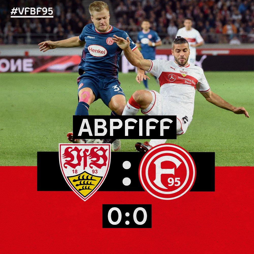 Abpfiff in Stuttgart! Wir zeigen das nächste starke @bundesliga_de-Spiel und entführen einen Punkt vom @VfB! #f95 #VFBF95